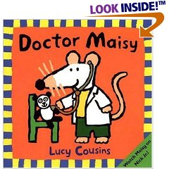 cover Lucy Cousins Doctor Maisy