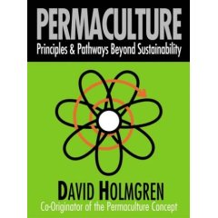 cover of David Holmgrens Permaculture