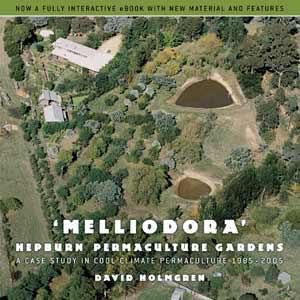 ebook cover Holmgrens' Melliodora