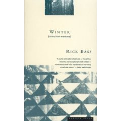 cover of Rick Bass: Winter
