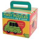 pictrue of galison mudpuppy zip and zoom puzzle box
