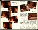 Page from Amies Baby Journal (c) Katrien Vander Straeten