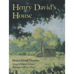 Cover of Henry David's House (c) Robert Fiore, Charlesbridge Publishing, 2007.