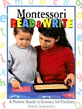 cover of Montessori Read and Write, Lynne Lawrence