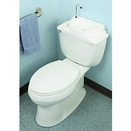 Gaiam's sink/toilet