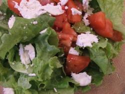 photo of salad for Onel Local Summer # 3 - (c) Katrien Vander Straeten