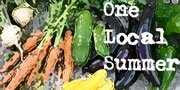 One local summer button