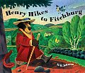 Cover of (c) D.B. Johnson's Henry Hikes to Fitchburg, Houghton Mifflin