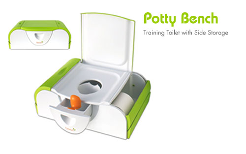 Boon potty Bench (c) Boon Inc.