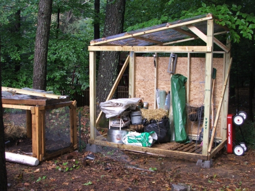 covered with own shed plans awesome tarp storage build for sheds your
